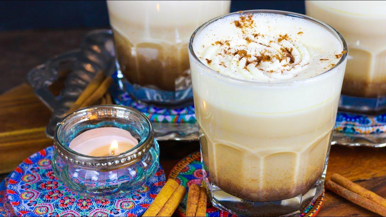 indischer chai latte mit selbstgemachten chai tee sirup youtube. Black Bedroom Furniture Sets. Home Design Ideas