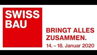 [trailer] Swissbau 2020