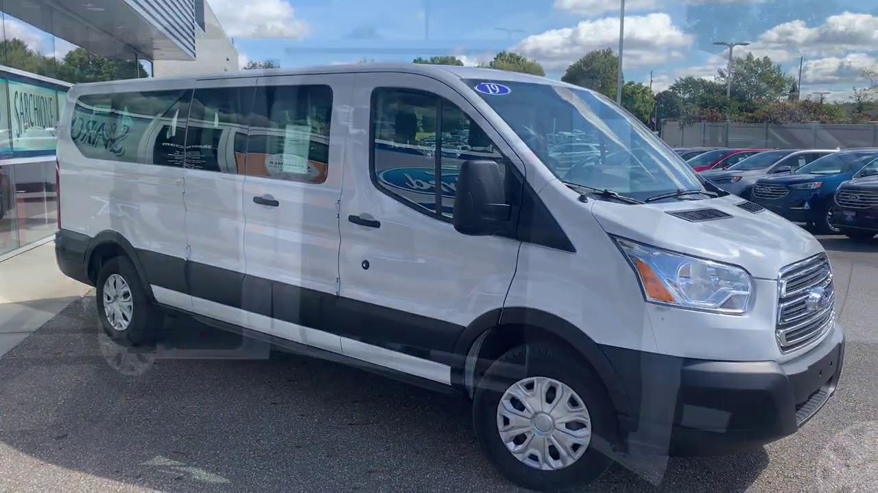 Download 2019 Ford Transit 350, 15 Passenger Van # W2675