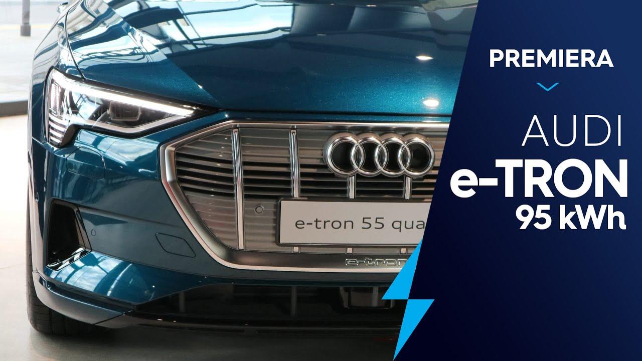 Audi E Tron Premiera W Polsce Pierwsze Wrażenia Dane Techniczne