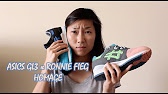 32ba8f462e49 Unboxing SUPER GREEN Asics Gel Lyte III RONNIE FIEG KITH review ...