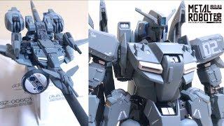 【ガンダム・センチネル】見事な完全変形!! ゼータプラス C1 超合金 METAL ROBOT魂 ヲタファのじっくり変形レビュー / Metal Robot Spirits Z plus C1