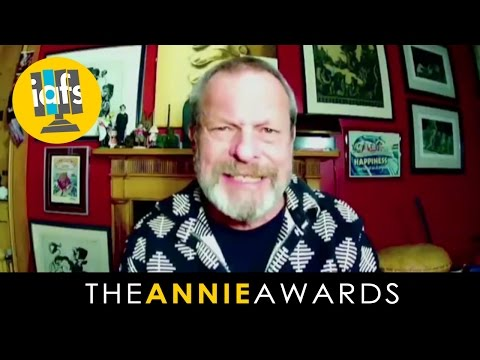 Terry Gilliam Received Winsor McCay Award at the 2013 Annie ...