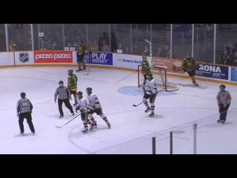 North Bay Battalion Vs Guelph Storm Game 4 OHL Final 2014