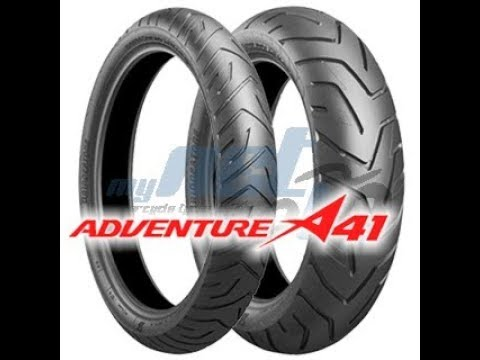 BRIDGESTONE ADVENTURE A41