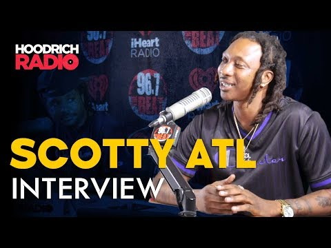 Beat Interviews - Scotty ATL Talks New Album, Streams, Grillz, Enriching His Community & More