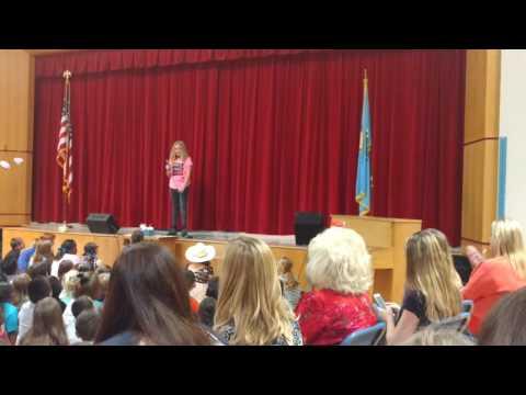 Will Rogers Talent Show 2016