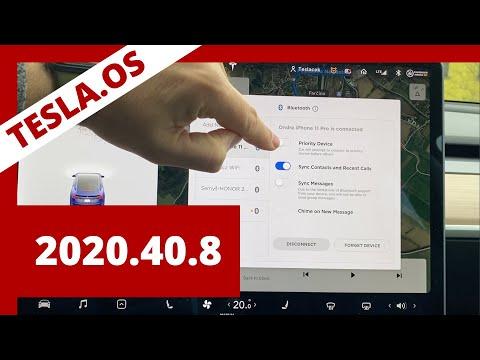 #246 TeslaOS FW 20.40.8 | Teslacek
