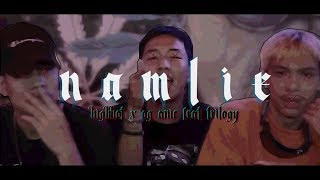 HIGHHOT x OG-ANIC - น้ำลาย feat. TRILOGY [ Official MV ]