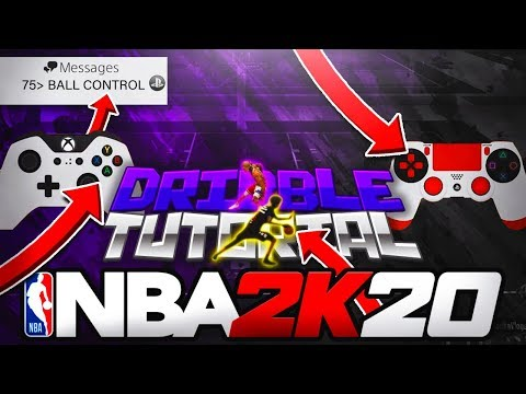 THE #1 BEST LOW BALL HANDLE DRIBBLEGOD TUTORIAL FOR BEGINNERS W/ HANDCAM! NBA 2K20 HOW TO TIER 2 ISO