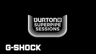BURTON Super Pipe Session Event report 片山来夢 検索動画 12