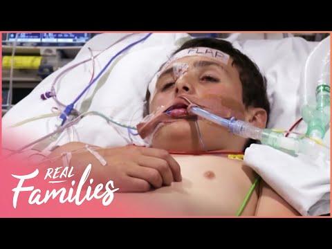 Getting A Fish Bone Stuck In Throat   Children's Hospital   Nurture   Real Families
