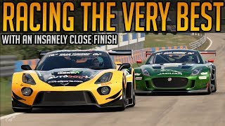 Gran Turismo Sport: Getting Beat by The Very Best Players thumbnail