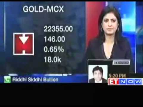 Riddhi Siddhi Bullion's outlook on gold silver prices