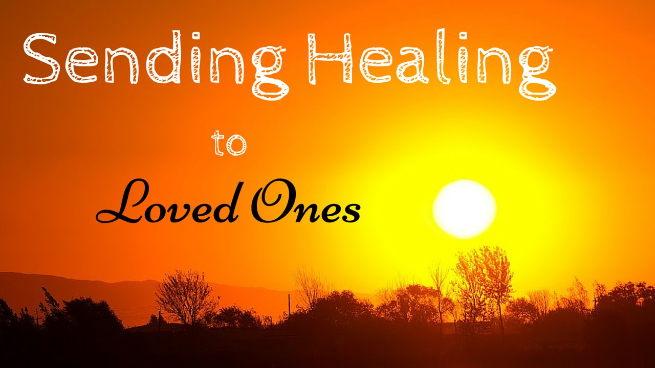 Sending Healing to Loved Ones - Guided Meditation - YouTube for sending love and light and healing  131fsj