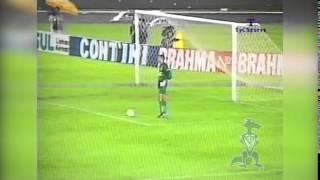 Cruzeiro 0 Vs Velez 1   SuperCopa 1996   Final (IDA)
