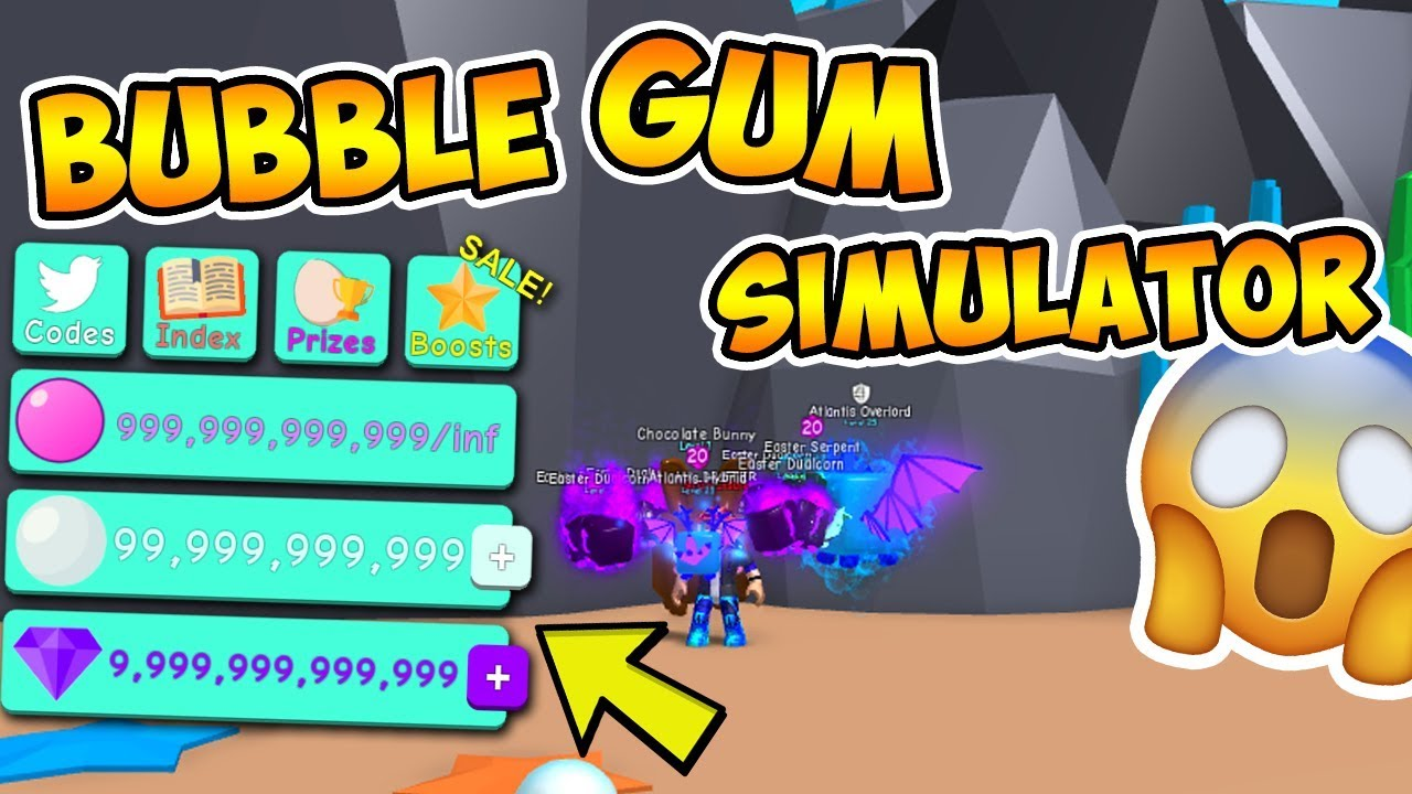 [OMG] 🍀 BUBBLE GUM SIMULATOR HACK/SCRIPT 🍀 | AFK OPEN EGG FARM | AUTO  COLLECT | MORE *2019*