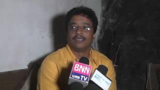 Odia Actor Sabyasachi Welcomed traditionally at Guhantara Resorts in Bangalore