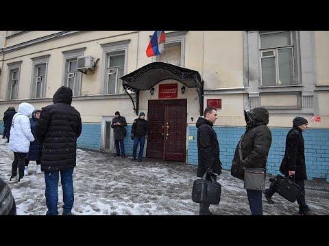 أحكام بالسجن بين 6 أعوام و18 عاما على 7 من ناشطي اليسار المتطرف بتهمة -الإرهاب- في روسيا …  - 12:59-2020 / 2 / 10