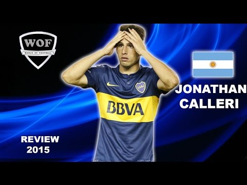 JONATHAN CALLERI | Boca Juniors | Goals, Skills, Assists | 2015 (HD)