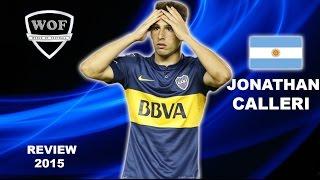 JONATHAN CALLERI | Boca Juniors | Goals, Skills, Assists | 2015 (HD)