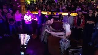 Tatiana & Berk - Kizomba Show - Yağız Bankoğlu Dans ve Sanat Merkezi