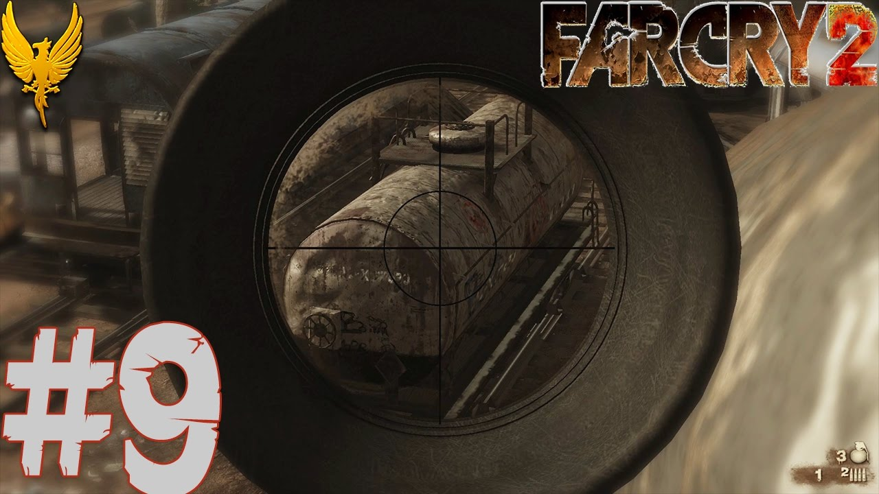 "Kan Play: Far Cry 2 (BLIND) - #9 ""Far from Marty 🙈"" - YouTube"