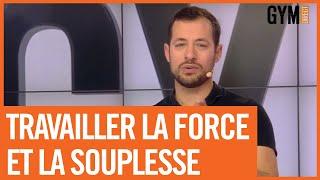 TRAVAILLER LA FORCE ET LA SOUPLESSE AVEC LE PILATES