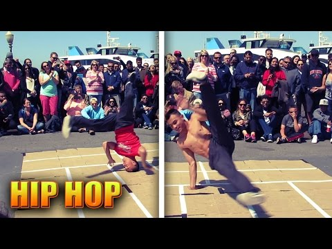 Phantom Vlog Ep. 6 Bailando Hip Hop | Pier 39 San Francisco