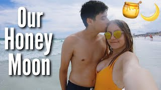 Our Honeymoon | 18 & Married