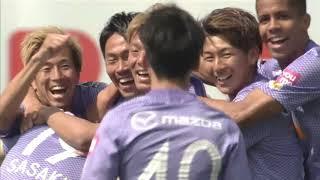 明治安田生命J1リーグ第6節 試合結果⚽ サンフレッチェ広島 3-0 ガンバ大...