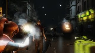 Resident Evil 2 Remake -fan UDK game OTS style- Cl...