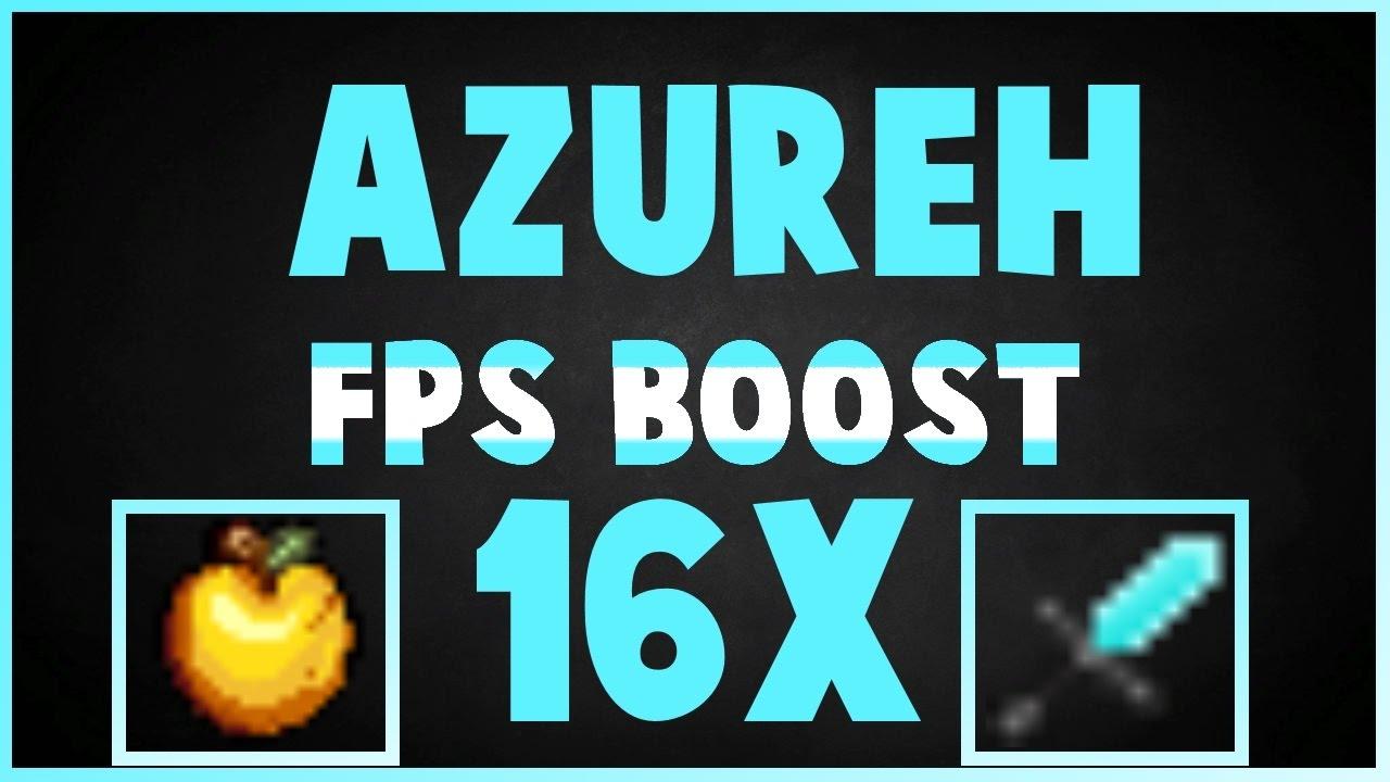 Minecraft: Azureh NEW NO LAG UHC Texture Pack Blue   1.7/1 ...