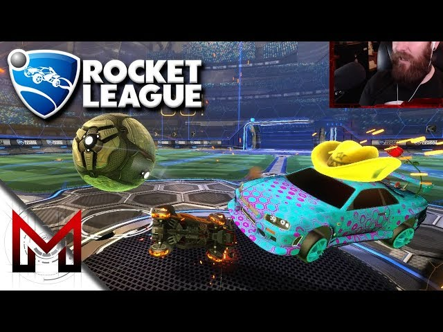 Mazion and Exhiler8 Back in Action! -=- Rocket League Gameplay -=- Ep171