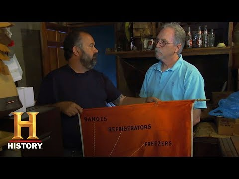 American Pickers: Bonus - It's Electric! | History