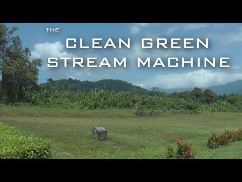 Off-Grid #2 Panama 2014 Micro Hydro power generator water wh
