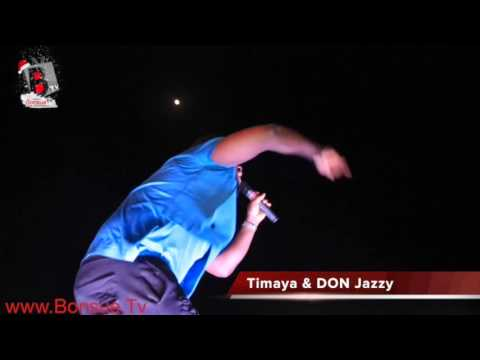 Video: TIMAYA and DON JAZZY perform I CONCUR at the ACCESS MAVIN CONCERT