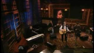 "Yusuf - ""Roadsinger"" on Leno 5/13/09 (TheAudioPerv.com)"