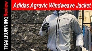 Aplicando Shetland escena  Adidas Agravic Windweave Jacket Preview - Cortavientos innovador - YouTube