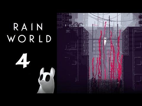Rain world #4 - El amo de las sanguijuelas  - Gameplay español hd