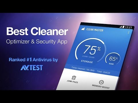 Clean master full android apk download youtube - Clean master optimizer apk ...