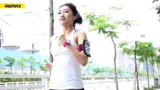 REMAX running Arm Band - чехол на руку для телефона