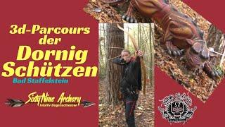3d-Parcours der Dornig Schützen Bad Staffelstein | SixtyNine Archery