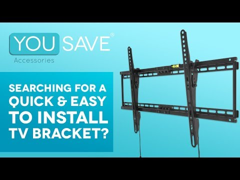 TV Wall Bracket Installation Guide For 32