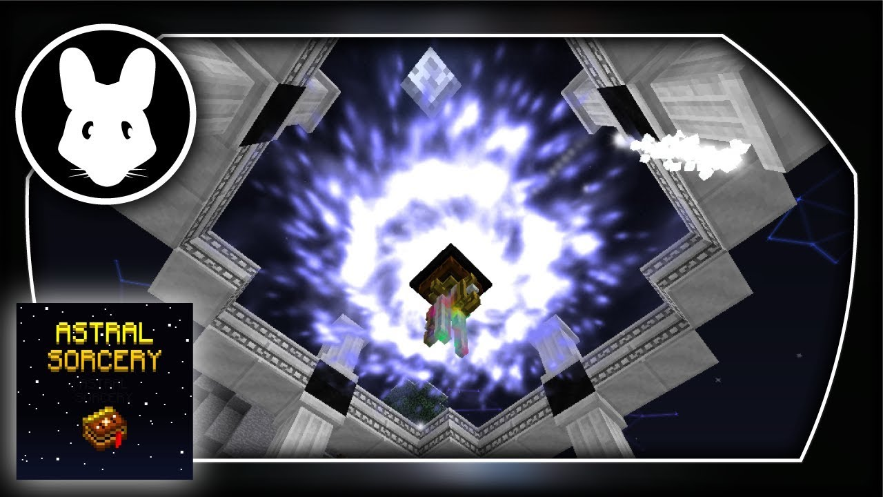 Astral Sorcery Pt8: NEW Update 1 8 2 for Minecraft 1 12+ Bit-by-Bit