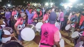 "Ganesh Visarjan teenmar beats by ""BLACK BULLS"""