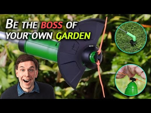 Portable Cordless Grass Trimmer With Zip Ties - TheEliteTrends