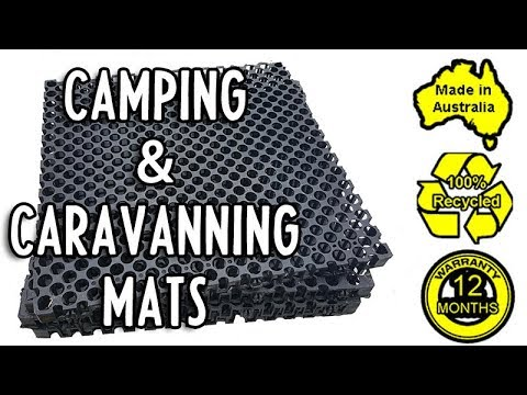 camping-&-caravan-mats---keep-your-feet-dry-in-the-wet