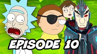Rick and Morty Season 3 Episode 10 - Evil Morty Finale Theory