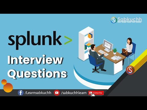Interview Questions and Answers For Splunk Training and Certification  Course, Jobs | SabKuchh